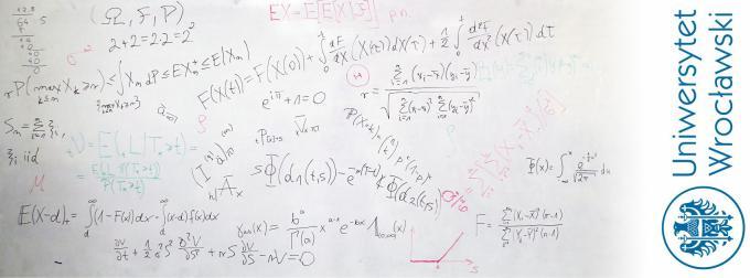 Koło Naukowe Probabilistyki i Statystyki Matematycznej